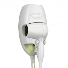 Conair� Direct Wire 1600 Watt Wall-Mount Dryer