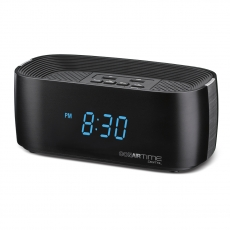 Conair Time™ Digital Alarm Clock with Dual USB Charging Ports