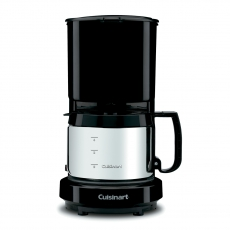 Cuisinart� 4-Cup Coffeemaker with Brushed Stainless Carafe