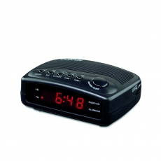 Conair� Compact Clock Radio with Single Day Alarm
