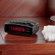 Conair™ Compact Clock Radio with Single Day Alarm Inset Image