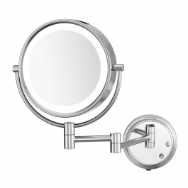 Conair Two Sided Led Lighted Wall Mount Mirror Conair Hospitality