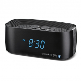 Conair Time™ Sync Bluetooth® Alarm Clock with Dual USB Charging Ports